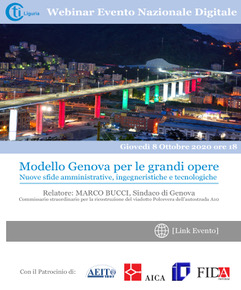 construction work on the new San Giorgio motorway bridge is finished July 26 2020 Genoa Italy